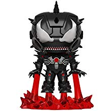 Figurine Venom Marvel iron Man