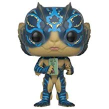 funko figurine shape of water la forme de leau