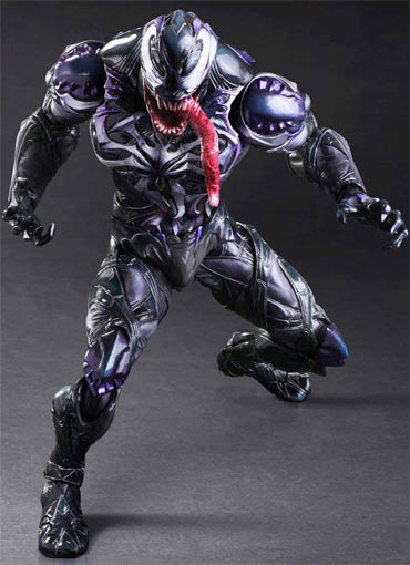 Figurine-collection-venom