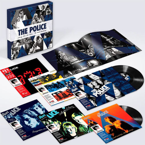 The-police-Vinyle-integrale-coffret-collector-edition-limitee-LP