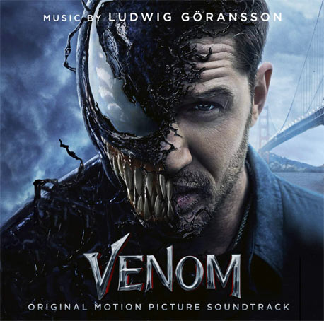 Venom-CD-Vinyle-OST-Soundtrack-BO-bande-originale