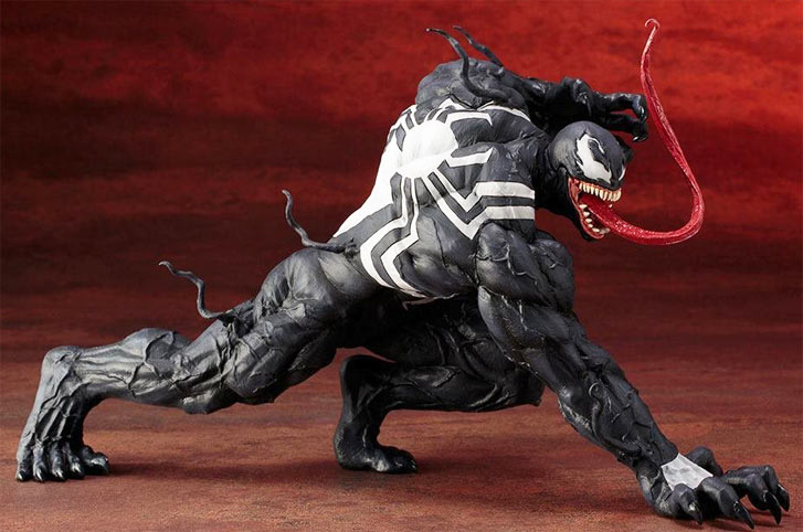 Venom-figurine-collection