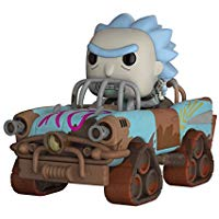 funko rick morty mad max collector