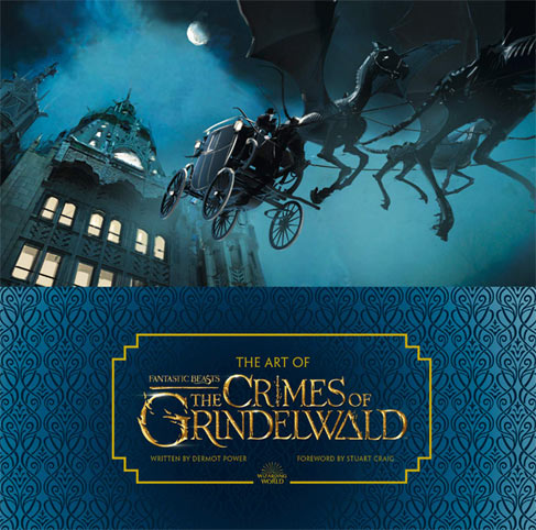 Artbook-fantastic-beasts-Crime-Grindelwald-livre-collection