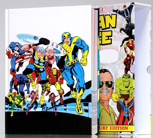 Coffret-Stan-Lee-comics-francais