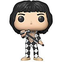 Funko pop freddie mercury figurine collection Queen
