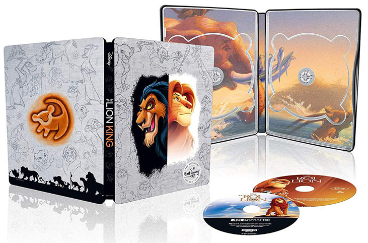 Le-roi-lion-Steelbook-collector-Blu-ray-4K-UHD-HDR