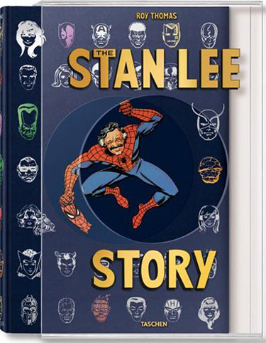 The-stan-lee-story-edition-collector-limitee-Taschen-signe-numerote