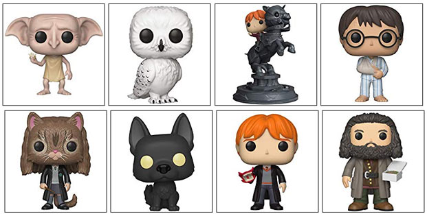 Funko-harry-potter-nouvelle-collection