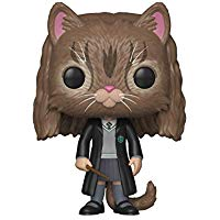 Funko Harry Potter hermione chat cat