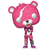 Fortnite ours cuddle team leader rose figurine funko