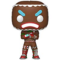 Fortnite pain epice gateau Merry Marauder figurine