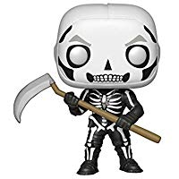 Fortnite skull trooper figurine funko pop