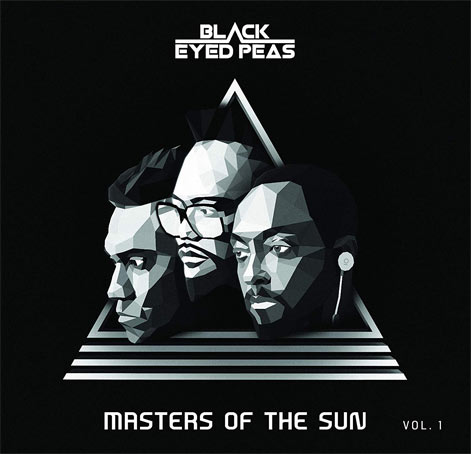 Nouvel-album-Black-Eyed-Peas-Masters-of-the-Sun-Vinyle-LP