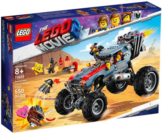Lego-70829-Lego-movie-2-emmet-lucy-Escape-Buggy