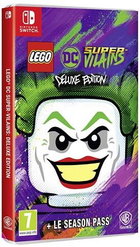 Leg-dc-super-vilains-edition-Steelbook-Collecor-deluxe-Nintendo-Switch