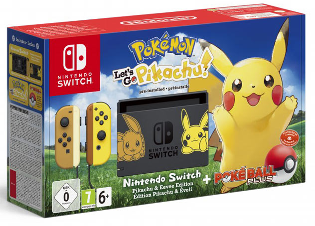 coffret-pokemon-pikachu-Nintendo-Switch-Pokeball