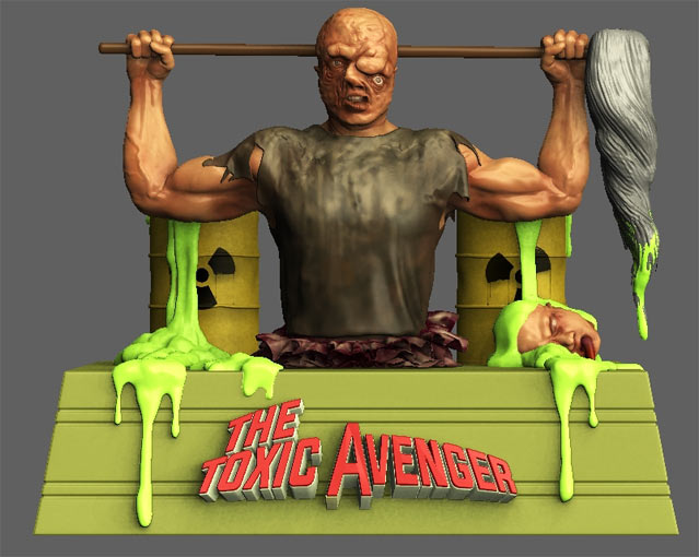 figurine-buste-toxic-avenger-collector-2018