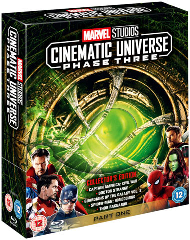 Coffret-Collector-Marvel-Phase-3-Blu-ray