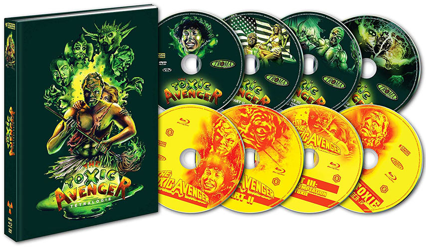 Coffret-collector-Toxic-Avenger-Blu-ray-DVD-edition-limitee