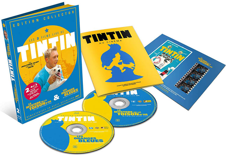 Tintin-edition-collector-film-Toison-Or-Oranges-bleues-Blu-ray-DVD