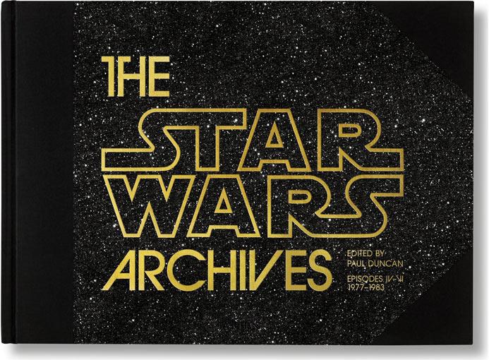 Archives Star Wars 1977 1983 Beau Livre Taschen Xxl