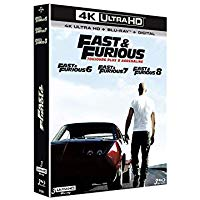 Fast and Furious 6 7  8 4k