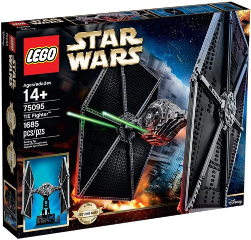 Lego-Star-Wars-75095-Tie-Fighter-edition-collector-UCS