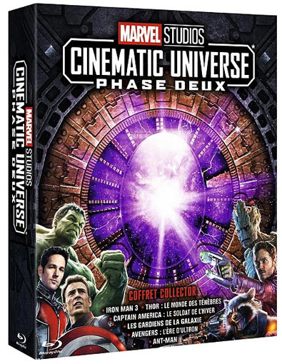 Marvel-coffret-integrale-Blu-ray-DVD-phase-1-2-3-4