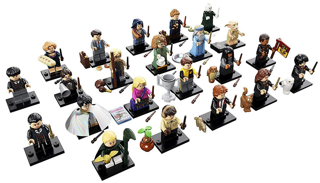 Minifigurine-Harry-Potter-Lego-Collection-2018-animaux-fantastique-71022