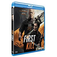 First kill bruce willis 2018 bluray dvd