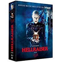 Hellraiser Trilogy CultEdition