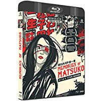 Memories of Matsuko Blu-ray DVD sortie Septembre 2018