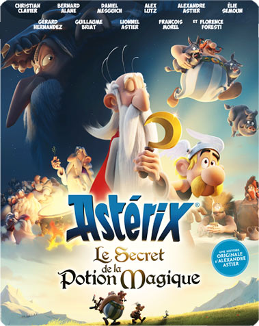 Blu-ray-DVD-asterix-secret-potion-magique-Steelbook-edition-collector-limitee