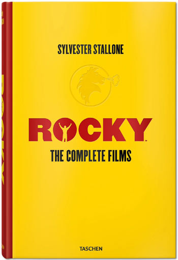 Livre-Taschen-Rocky-the-complete-films-edition-limitee-sigen-sylvester-stallone