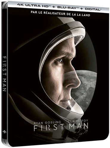 first-man-steelbook-collector-Blu-ray-4k-2019