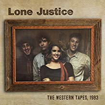 lone justice Western Tapes 1983