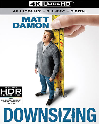 Downsizing-Blu-ray-4K-Ultra-HD-matt-damon