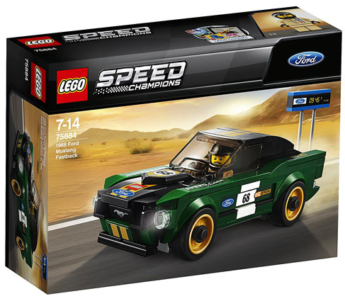 LEGO-75884-Speed-Champion-Ford-Mustang-Fastback-1968