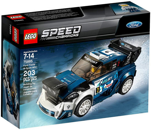 LEGO-voiture-course-75885-Speed-Champions-Ford-Fiesta-WRC