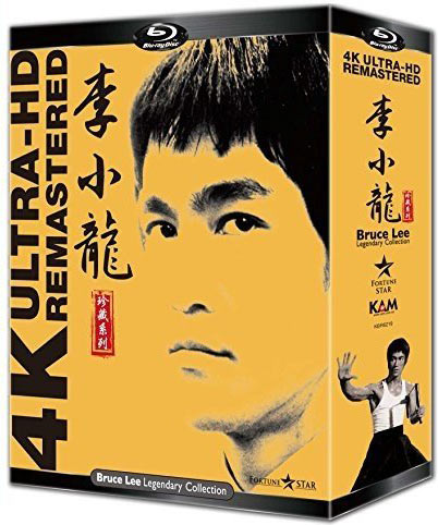 Coffret-bruce-lee-4k-Blu-ray-edition-collector-limitee