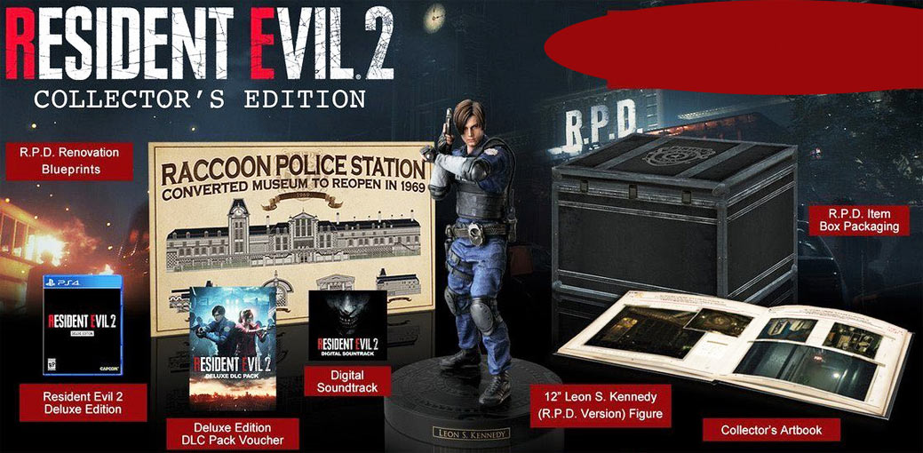 resident-evil-2-remake-edition-collector-limitee-PS4