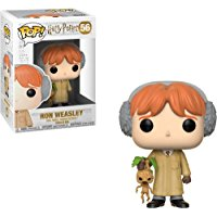Figurine harry potter funko mandragore