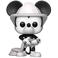 funko mickey noir blanc 90th white black
