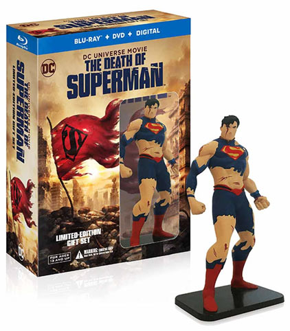 Death-of-Superman-figurine-coffret-collector-bluray