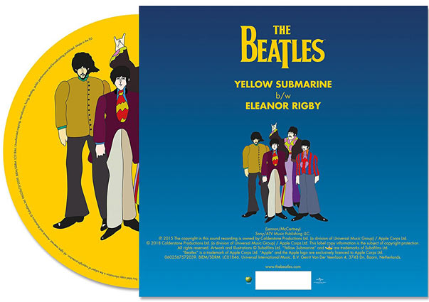 Vinyle-tirage-limitee-Beatles-Yellow-Submarine