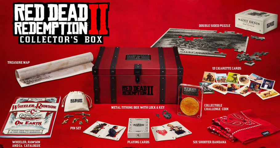 red-dead-redemption-2-coffret-collector-steelbook-2018