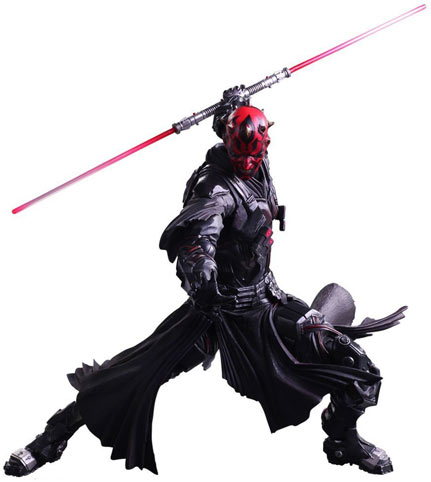 Figurine-darth-maul-collector-star-wars