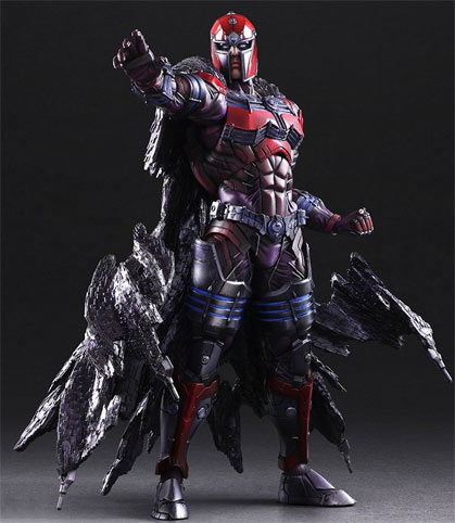 Magneto-figurine-collector-square-enix