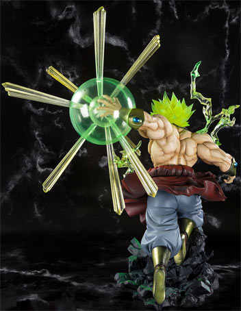 Broly-figure-collector-DBZ-dragon-Ball